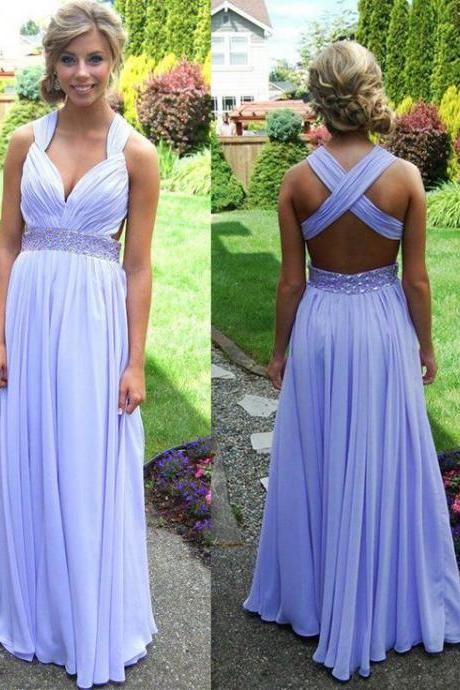 Lavender Prom Dress on Luulla